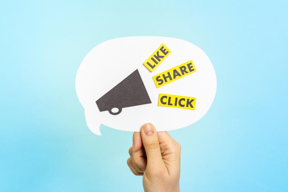 Promocionar contenido en las redes sociales en 3pasos